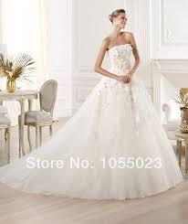 custom made wedding dresses uk w017 beautiful strapless white ivory elie saab wedding dresses uk
