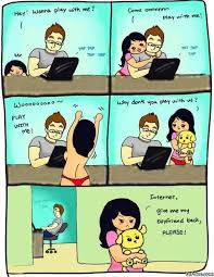 Sex Meme Comics - romantic memes for her and him funny i love you pictures