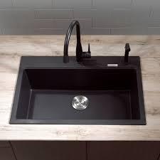black granite composite sink black granite composite sink video and photos madlonsbigbear com