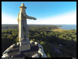 myles standish monument search pottery