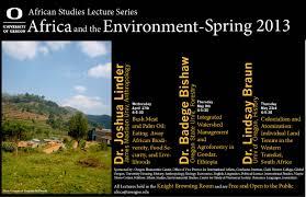 african studies lecture series 2012 2013 african studies
