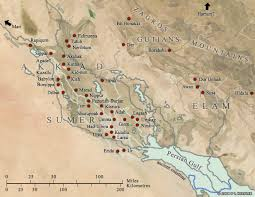 Map Of Ancient Greece City States by A Brief Introduction To The Sumerians