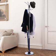 standing coat rack ebay