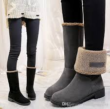 womens winter boots winter 2017 winter boots flats slip on casual