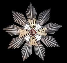lithuania order of grand duke gediminas type 1 1927 30