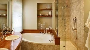 shower temp small corner tub shower combo quiescent little