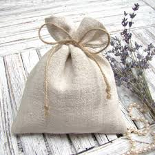 wedding gift bag drawstring pouch christmas wedding gift bag linen fabric
