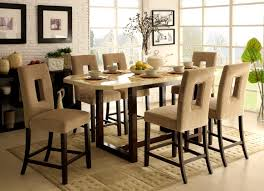Dining Table With Glass Top Oval Shape Apartments Wonderful Granite Dining Table And Luxurious