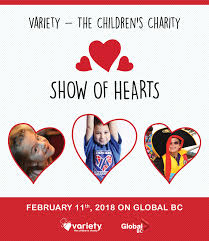 upcoming events variety children u0027s charity