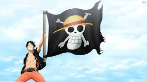 One Piece Flags One Piece Monkey D Luffy Straw Hat Pirates Jolly Roger Pirate