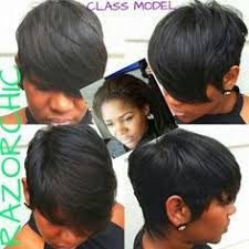 razor chic hairstyles of chicago bump hair weave 27 piece quick weave hair pinterest quick