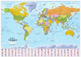 London On World Map by London On The World Map For Scotland On Roundtripticket Me