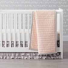 little angel crib bedding the land of nod