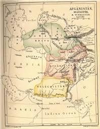 Turkestan Map Tarek Fatah On Twitter