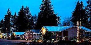overnight getaways stay at the lights of christmas