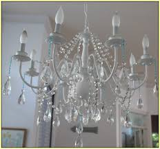 Shabby Chic White Chandelier White Shabby Chic Chandeliers Home Design Ideas