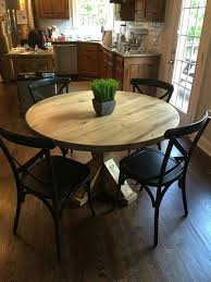 how many does a 48 inch round table seat round table kitchen table reclaimed wood table woods wood table