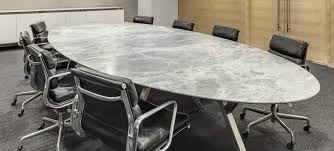 marble conference room table prismatique conference training meeting occasional tables