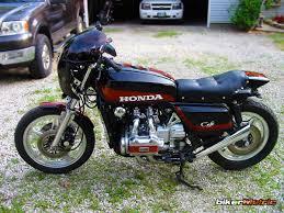 honda gl custom honda gold wing bobbers choppers and cafe racers bikermetric