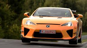 lexus lfa in the usa lexus lfa production ends