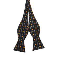 thanksgiving tie blessings bow tie men boys sizes