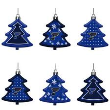 Buy Blue Christmas Decorations by St Louis Blues Christmas U0026 Holiday Decorations Buy Blues