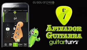 guitar tuna apk afinador guitarra guitartuna apk eu sou android