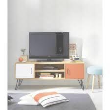 meuble design vintage meuble tv design italien bois solutions pour la décoration