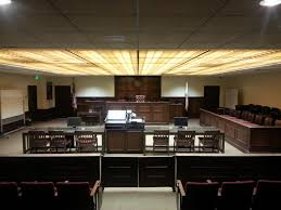 darling trial courtroom