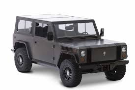 electric jeep first new electric sport utility truck b1 bollinger motors u2014 jeep