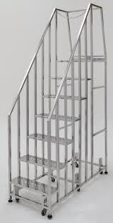 cleanroom step stairs u0026 work platforms