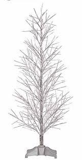 4ft artificial christmas tree good the calgary fir prelit led