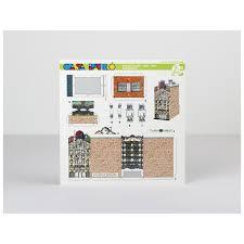 casa batllo floor plan paper model casa batllo