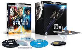 amazon com star trek beyond amazon exclusive gift set 4k uhd 3d