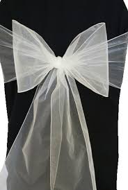 black chair sashes platinum designs chair covers specialty linens organza sashes