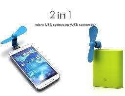 handheld fan usb micro handheld fan portable plastic mini usb