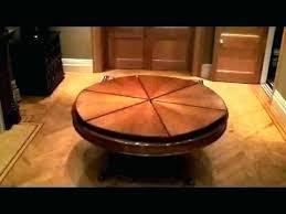 expanding circular dining table expanding round dining table round dining table extendable expanding