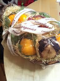 organic fruit basket healthy gift ideas reporter
