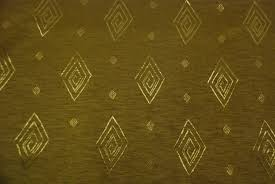 Home Decor Fabric Sale by Fabric Sale Brown And Gold Diamond Home Decor Fabric From