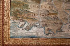 Map Tapestry Tapestries At The Cathedral Of St John The Divine In New York