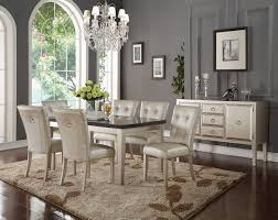 Dining Room Sets Ebay Voeville 72025 Dining Table By Acme W Options