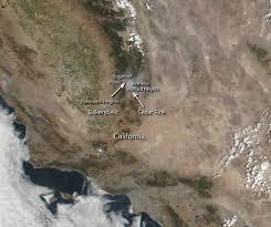 Fires In California Map Wildfires In Arizona Still Burning Nasa