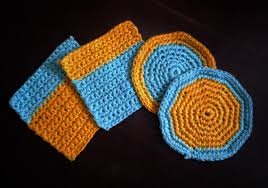 tutorial merajut alas tas membuat tatakan gelas crochet minimalis belajar cara merajut
