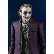 Dark Knight Halloween Costume Joker Dark Knight Batman Shfiguarts Bandai Tamashii