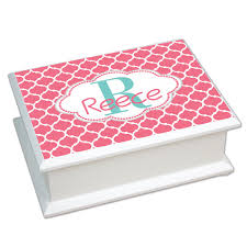 personalized jewelry box monogrammed jewelry box personalized jewelry boxes communion