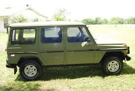 mercedes 280 ge 1981 mercedes 280ge g wagon 2 8l standard trans gas 7 seater