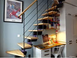 bureau sous escalier coin bureau sous escalier archea bibliothque bureau sous