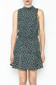 cupcakes and cashmere waist leopard dress from syracuse by steph
