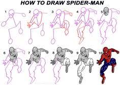 green goblin pumpkin bomb spiderman drawing character