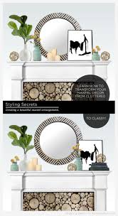 best 25 mantle styling ideas on pinterest decorating a mantle